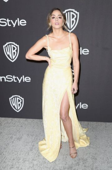 Chloe Bennet attends the InStyle And Warner Bros. Golden Globes After Party 2019 at The Beverly Hilton Hotel on January 6, 2019 in Beverly Hills, California.  (Photo by Rich Fury/Getty Images)