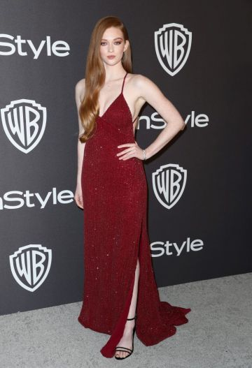 Larsen Thompson attends the InStyle And Warner Bros. Golden Globes After Party 2019 at The Beverly Hilton Hotel on January 6, 2019 in Beverly Hills, California.  (Photo by Rich Fury/Getty Images)
