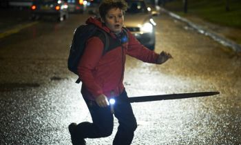 Louis Ashbourne Serkis in The Kid Who Would Be King; Directed by Joe Cornish