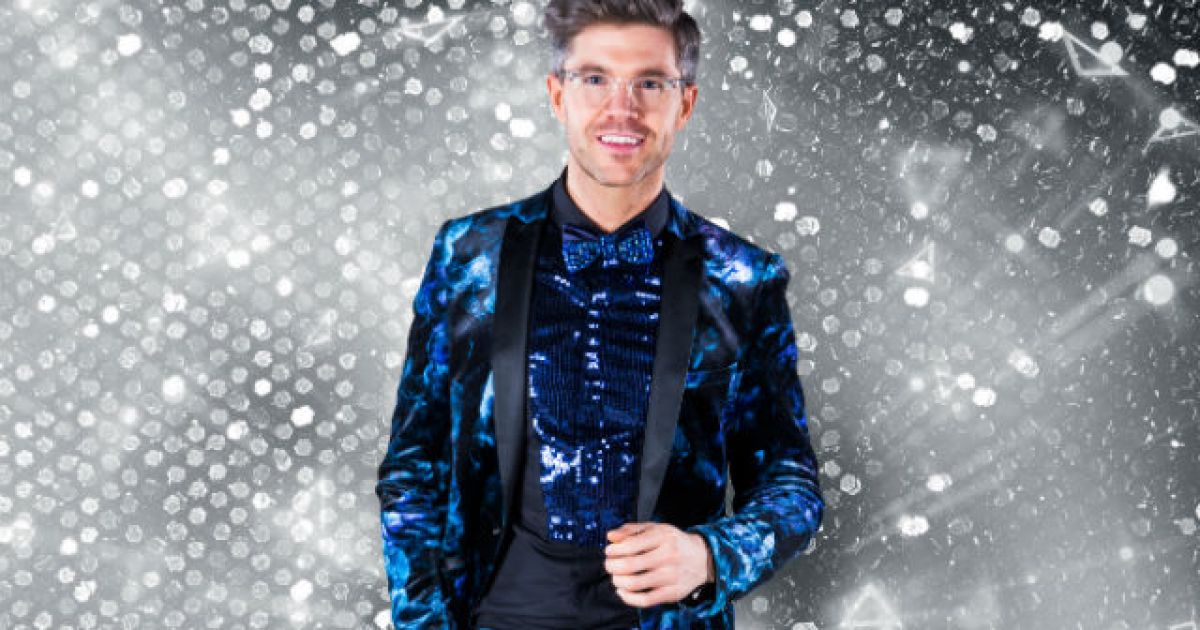 f0ecc4ee52 Who is Darren Kennedy from  Dancing with the Stars
