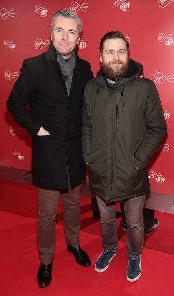 Conor Moloney at the Virgin Media Dublin International Film Festival launch at The Lighthouse Cinema, Dublin. Photo: Brian McEvoy