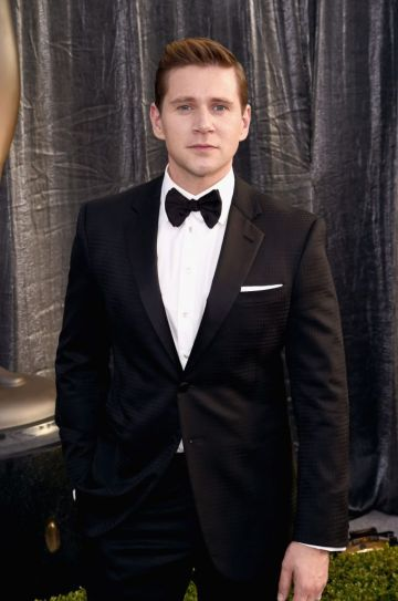 LOS ANGELES, CA - JANUARY 27:  Allen Leech attends the 25th Annual Screen Actors Guild Awards at The Shrine Auditorium on January 27, 2019 in Los Angeles, California. 480595  (Photo by Dimitrios Kambouris/Getty Images for Turner)