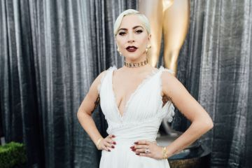 LOS ANGELES, CALIFORNIA - JANUARY 27: (EDITORS NOTE: Image has been edited using digital filters) Lady Gaga arrives at the 25th annual Screen Actors Guild Awards at The Shrine Auditorium on January 27, 2019 in Los Angeles, California. (Photo by Emma McIntyre/Getty Images for Turner)