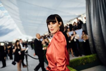 LOS ANGELES, CALIFORNIA - JANUARY 27: (EDITORS NOTE: Image has been edited using a digital filter) Rumer Willis arrives at the 25th annual Screen Actors Guild Awards at The Shrine Auditorium on January 27, 2019 in Los Angeles, California. (Photo by Emma McIntyre/Getty Images for Turner)