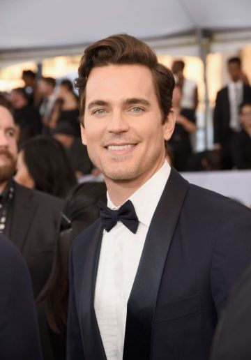 LOS ANGELES, CA - JANUARY 27:  Matt Bomer attends the 25th Annual Screen Actors Guild Awards at The Shrine Auditorium on January 27, 2019 in Los Angeles, California.  (Photo by Presley Ann/Getty Images)