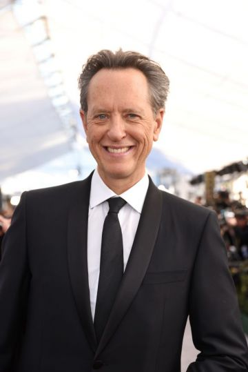 LOS ANGELES, CA - JANUARY 27:  Richard E Grant attends the 25th Annual Screen Actors Guild Awards at The Shrine Auditorium on January 27, 2019 in Los Angeles, California.  (Photo by Presley Ann/Getty Images)