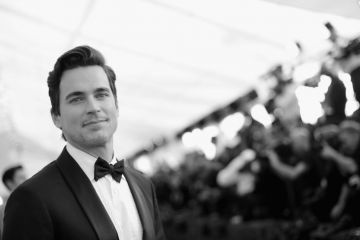 LOS ANGELES, CA - JANUARY 27:  Matt Bomer attends the 25th Annual Screen ActorsGuild Awards at The Shrine Auditorium on January 27, 2019 in Los Angeles, California. 480620  (Photo by Charley Gallay/Getty Images for Turner)