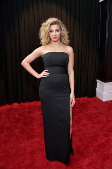 LOS ANGELES, CA - FEBRUARY 10:  Tori Kelly  attends the 61st Annual GRAMMY Awards at Staples Center on February 10, 2019 in Los Angeles, California.  (Photo by Neilson Barnard/Getty Images for The Recording Academy)