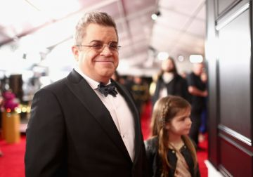 LOS ANGELES, CA - FEBRUARY 10:  Patton Oswalt attends the 61st Annual GRAMMY Awards at Staples Center on February 10, 2019 in Los Angeles, California.  (Photo by Rich Fury/Getty Images for The Recording Academy)