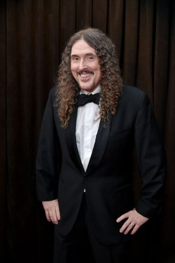 """LOS ANGELES, CA - FEBRUARY 10:  """"Weird Al"""" Yankovic attends the 61st Annual GRAMMY Awards at Staples Center on February 10, 2019 in Los Angeles, California.  (Photo by Neilson Barnard/Getty Images for The Recording Academy)"""