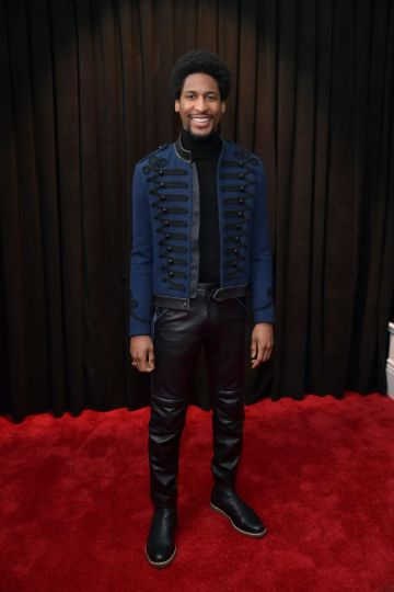 LOS ANGELES, CA - FEBRUARY 10:  Jon Batiste attends the 61st Annual GRAMMY Awards at Staples Center on February 10, 2019 in Los Angeles, California.  (Photo by Neilson Barnard/Getty Images for The Recording Academy)