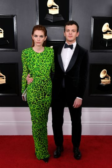 LOS ANGELES, CALIFORNIA - FEBRUARY 10: Marco Prestini (R) and guest attend the 61st Annual GRAMMY Awards at Staples Center on February 10, 2019 in Los Angeles, California. (Photo by Jon Kopaloff/Getty Images)