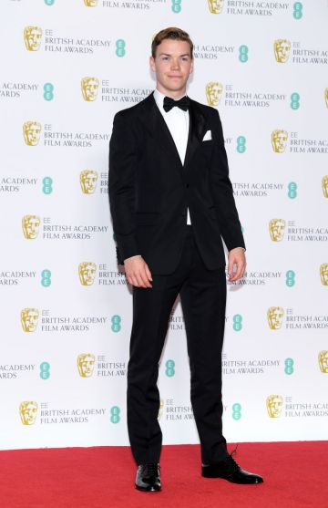 LONDON, ENGLAND - FEBRUARY 10:  Will Poulter poses in the press room during the EE British Academy Film Awards at Royal Albert Hall on February 10, 2019 in London, England. (Photo by Pascal Le Segretain/Getty Images)