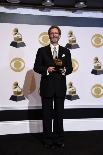 LOS ANGELES, CALIFORNIA - FEBRUARY 10: Blanton Alspaugh, winner of Producer of the Year, Classical, poses in the press room during the 61st Annual GRAMMY Awards at Staples Center on February 10, 2019 in Los Angeles, California. (Photo by Amanda Edwards/Getty Images)