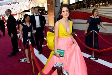 Laura Marano attends the 91st Annual Academy Awards on February 24, 2019 in Hollywood, California. (Photo by Kevork Djansezian/Getty Images)