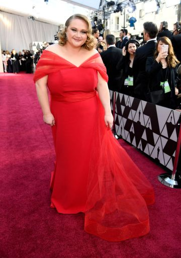 Danielle MacDonald attends the 91st Annual Academy Awards on February 24, 2019 in Hollywood, California. (Photo by Kevork Djansezian/Getty Images)