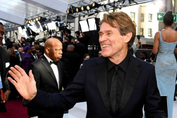 Willem Dafoe attends the 91st Annual Academy Awards on February 24, 2019 in Hollywood, California. (Photo by Kevork Djansezian/Getty Images)