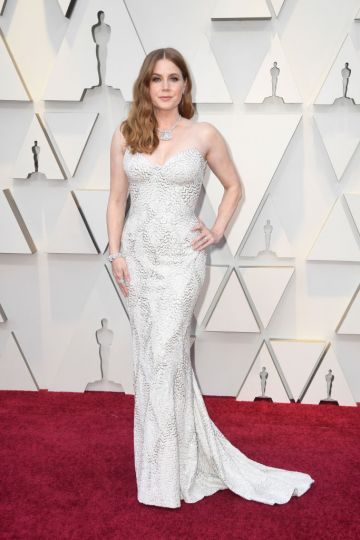 Amy Adams attends the 91st Annual Academy Awards on February 24, 2019 in Hollywood, California. (Photo by Frazer Harrison/Getty Images)