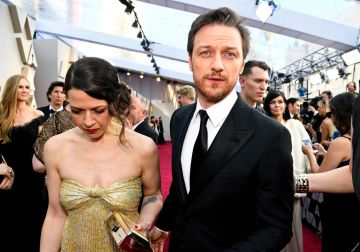 James McAvoy attends the 91st Annual Academy Awards on February 24, 2019 in Hollywood, California. (Photo by Kevork Djansezian/Getty Images)