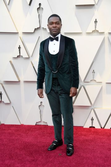 David Oyelowo attends the 91st Annual Academy Awards on February 24, 2019 in Hollywood, California. (Photo by Frazer Harrison/Getty Images)