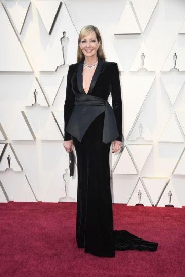 Allison Janney attends the 91st Annual Academy Awards on February 24, 2019 in Hollywood, California. (Photo by Frazer Harrison/Getty Images)