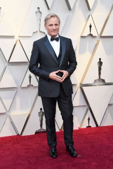 Viggo Mortensen attends the 91st Annual Academy Awards on February 24, 2019 in Hollywood, California. (Photo by Frazer Harrison/Getty Images)