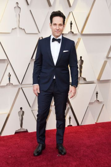 Paul Rudd attends the 91st Annual Academy Awards on February 24, 2019 in Hollywood, California. (Photo by Frazer Harrison/Getty Images)