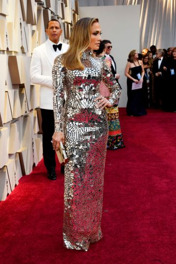 Jennifer Lopez attends the 91st Annual Academy Awards on February 24, 2019 in Hollywood, California. (Photo by Kevork Djansezian/Getty Images)