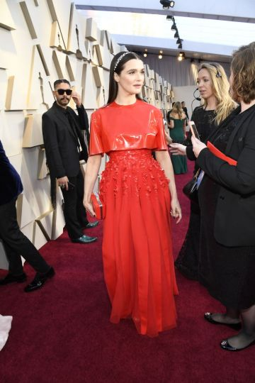 Rachel Weisz attends the 91st Annual Academy Awards on February 24, 2019 in Hollywood, California. (Photo by Kevork Djansezian/Getty Images)