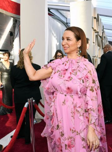 Maya Rudolph attends the 91st Annual Academy Awards on February 24, 2019 in Hollywood, California. (Photo by Kevork Djansezian/Getty Images)