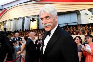 Sam Elliott attends the 91st Annual Academy Awards on February 24, 2019 in Hollywood, California. (Photo by Kevork Djansezian/Getty Images)