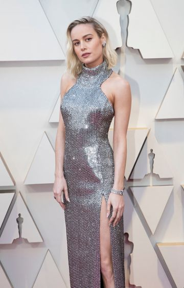 Brie Larson arrives at the 91st Academy Awards on February 24, 2019. (Photo by Rick Rowell via Getty Images)