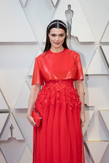 Rachel Weisz attends the Oscars on February 24, 2019. (Photo by Rick Rowell via Getty Images)