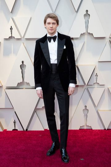 Joe Always attends the 91st Academy Awards on February 24, 2019. (Photo by Rick Rowell via Getty Images)