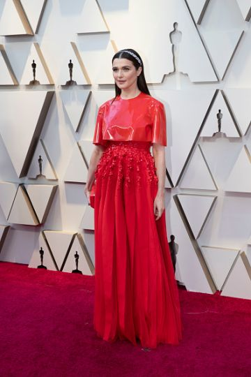 Rachel Weisz attends the Oscars held on February 24, 2019. (Photo by Rick Rowell via Getty Images)