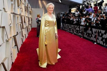 Glenn Close attends the 91st Annual Academy Awards on February 24, 2019 in Hollywood, California. (Photo by Kevork Djansezian/Getty Images)