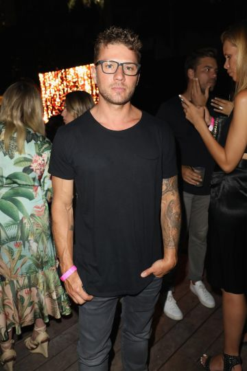 Ryan Phillippe attends the 2018 Sports Illustrated Swimsuit show at PARAISO during Miami Swim Week at The W Hotel South Beach on July 15, 2018 in Miami, Florida.  (Photo by Alexander Tamargo/Getty Images for Sports Illustrated)