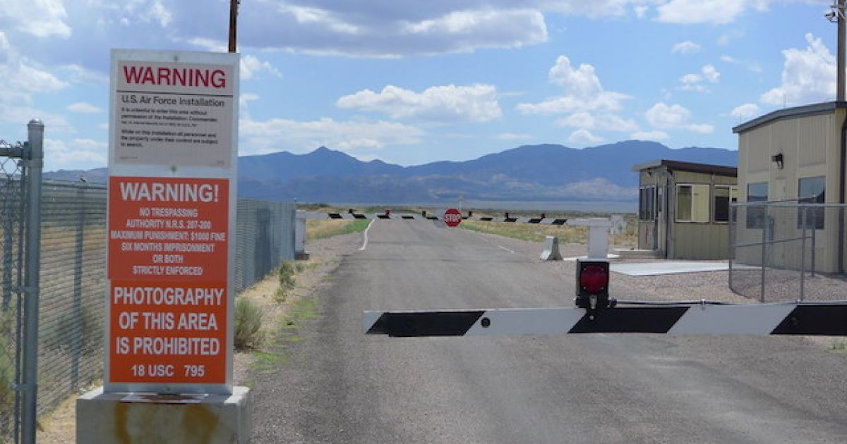OK, What's Actually In Area 51 And Are People Really Going