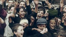 Life After WWI: In Colour