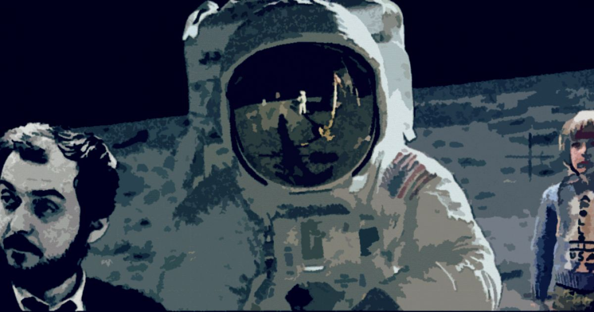 Stanley Kubrick, 'The Shining', and the moon landing