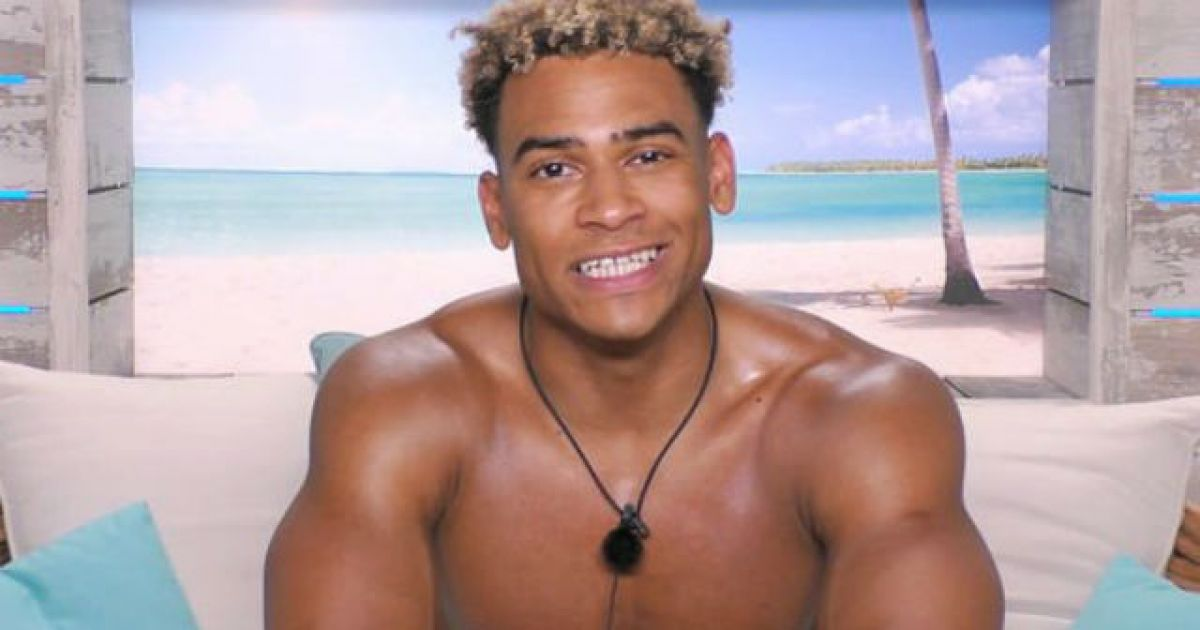The reaction to Jordan's head being turned by India on 'Love Island