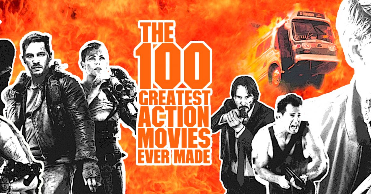 The 100 Greatest Action Movies Ever Made, Part V