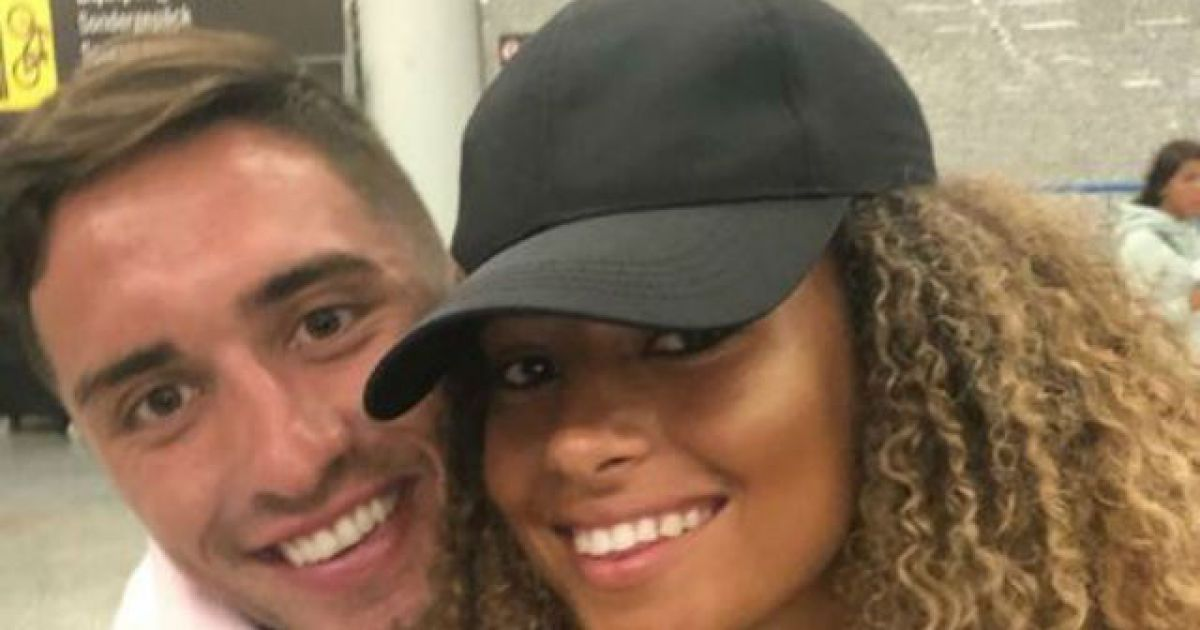 Love Island' winners Amber and Greg have reportedly broken up