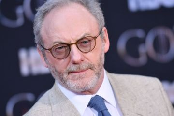 "Irish actor Liam Cunningham arrives for the ""Game of Thrones"" eighth and final season premiere at Radio City Music Hall on April 3, 2019 in New York city. (Photo by Angela Weiss / AFP)        (Photo credit should read ANGELA WEISS/AFP/Getty Images)"