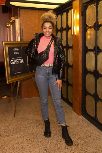 Erica Cody pictured at a special preview screening of GRETA at The Stella Theatre, Ranelagh. GRETA, directed by Academy Award®-winner Neil Jordan and starring Chloë Grace Moretz and Isabelle Huppert, hits cinemas across Ireland this Thursday 18th April. Photo: Anthony Woods