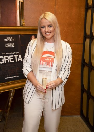 Laura Mullett pictured at a special preview screening of GRETA at The Stella Theatre, Ranelagh. GRETA, directed by Academy Award®-winner Neil Jordan and starring Chloë Grace Moretz and Isabelle Huppert, hits cinemas across Ireland this Thursday 18th April. Photo: Anthony Woods