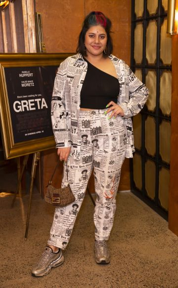 Tara Stewart pictured at a special preview screening of GRETA at The Stella Theatre, Ranelagh. GRETA, directed by Academy Award®-winner Neil Jordan and starring Chloë Grace Moretz and Isabelle Huppert, hits cinemas across Ireland this Thursday 18th April. Photo: Anthony Woods