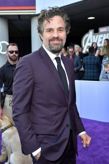 """Mark Ruffalo attends the world premiere of Walt Disney Studios Motion Pictures """"Avengers: Endgame"""" at the Los Angeles Convention Center on April 22, 2019 in Los Angeles, California.  (Photo by Amy Sussman/Getty Images)"""