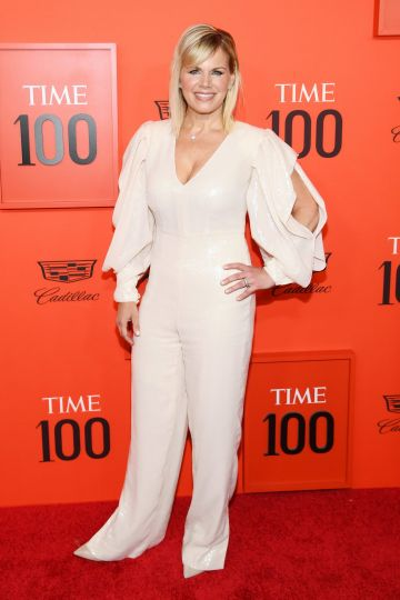 Gretchen Carlson attends the TIME 100 Gala Red Carpet at Jazz at Lincoln Center on April 23, 2019 in New York City. (Photo by Dimitrios Kambouris/Getty Images for TIME)