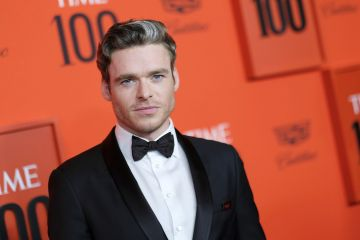 Richard Madden attends the TIME 100 Gala Red Carpet at Jazz at Lincoln Center on April 23, 2019 in New York City. (Photo by Dimitrios Kambouris/Getty Images for TIME)
